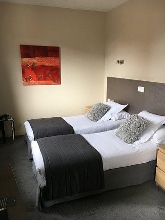 Chambre lits jumeaux Club  Picture of Hotel Jules Le Touquet  ParisPlage  TripAdvisor