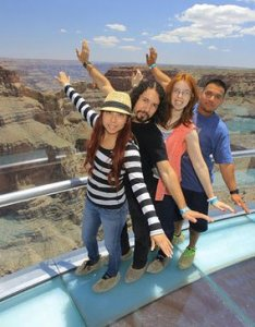 Grand canyon west rim and hoover dam also best seats for zumanity las vegas forum tripadvisor rh