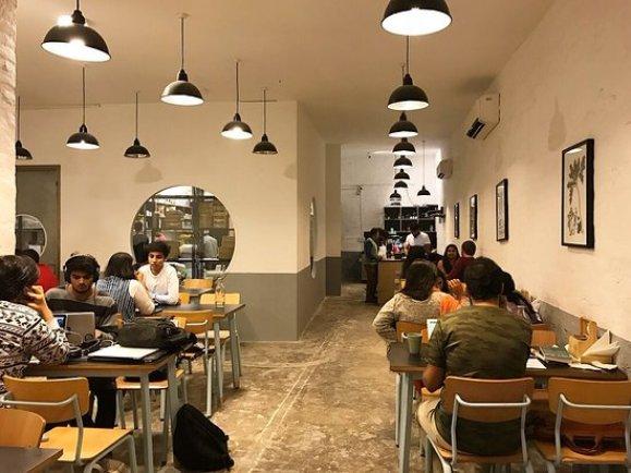 A coffeeday at saket - Reviews, Photos - Blue Tokai Coffee ...