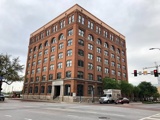 6th Floor Museum Texas School Book Depository  Picture