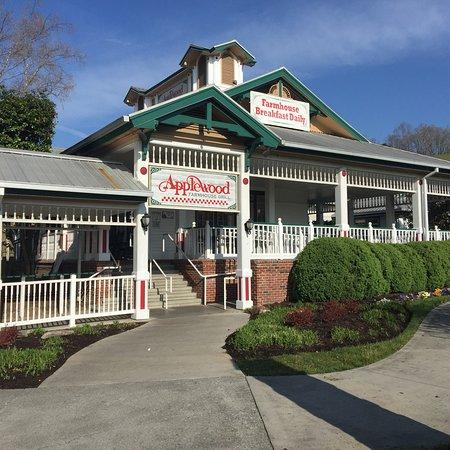 Applewood Farmhouse Restaurant Sevierville Menu Prices