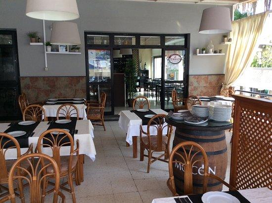 terraza el patio arucas restaurant