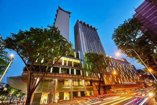 The 10 Closest Hotels To Orchard Road Singapore