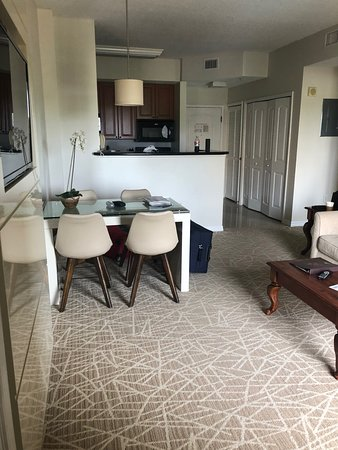 hotels with full kitchens in orlando florida kitchen cabinet pricing the point hotel suites reviews photos price comparison tripadvisor
