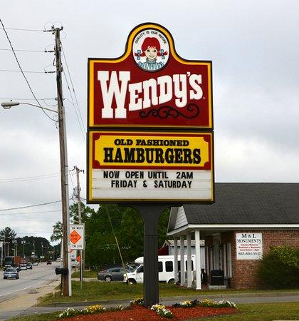 wendy s camden restaurant