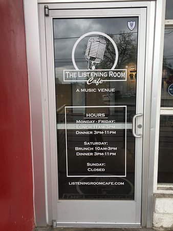 The Listening Room Cafe Nashville  All You Need to Know