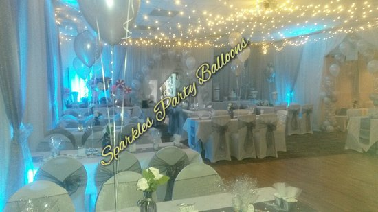 chair covers and sashes hire revolving olx delhi cover sash picture of sparkles party balloons