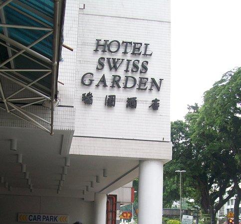 Near The Carpark Picture Of Swiss Garden Hotel Kuala