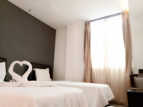 Budget Hotel In Cheng Malacca Review Of Sandy Hotel