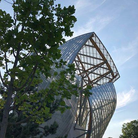 photo3.jpg - Picture of Fondation Louis Vuitton. Paris - Tripadvisor
