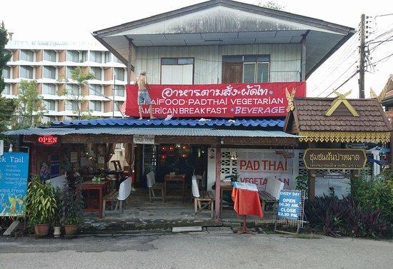 Pad Thai Thai Food Chiang Rai Ulasan Restoran Tripadvisor