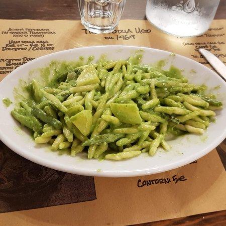 Ristorante Trattoria Ugo in Genova con cucina Cucina