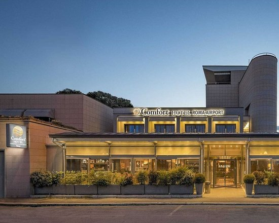 Great Place Near Fco Rome Airport Review Of Comfort Hotel