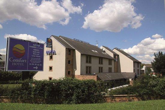 Comfort Hotel Chelles Marne La Vallee 73 1 0 0