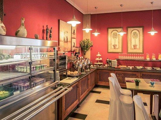 Restaurant Picture Of Mercure Rio Badajoz Tripadvisor