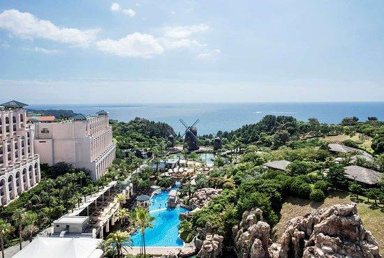 Nice Resort Review Of Lotte Hotel Jeju Seogwipo South