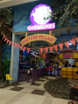 Chipmunks Playland Jakarta Indonesia Review