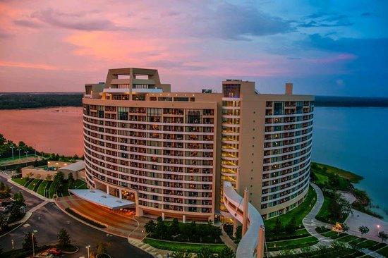 Bay Resort Disney Lake