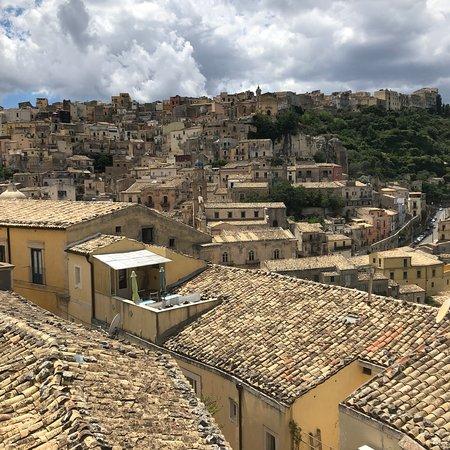 vista su Ragusa Ibla La Terrazza dellOrologio  Foto di La Terrazza dellOrologio Ragusa