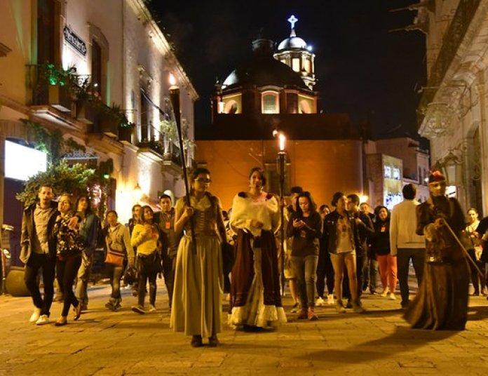 Para conocer el centro. - Opiniones sobre Leyendas y Mitos de Querétaro,  Santiago de Querétaro, México - Comentarios - Tripadvisor