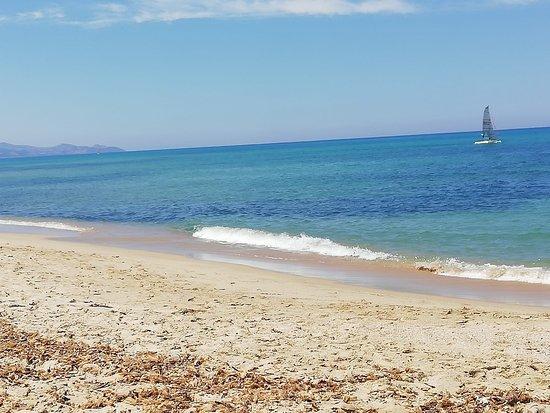 Piscina Comunale di Badesi  Spiaggia Li Junchi  Foto di Spiaggia Li Junchi  Badesi Badesi
