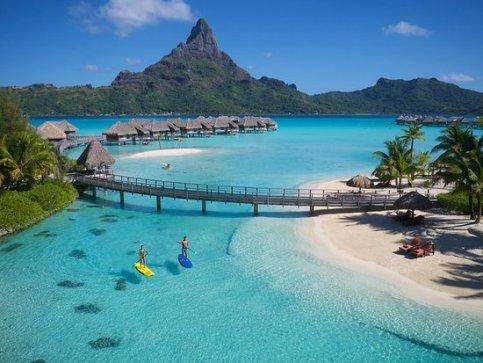 Image result for InterContinental Bora Bora Resort & Thalasso Spa