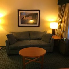 Corner Sofa Bed New York Sears Canada Furniture Suite Picture Of Doubletree Suites By Hilton Hotel City Times Square