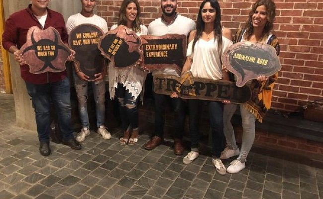Trapped Egypt Is The Biggest Chain Of Escape Rooms In
