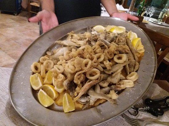 Buon Appetito Fiumicino  Ristorante Recensioni Numero