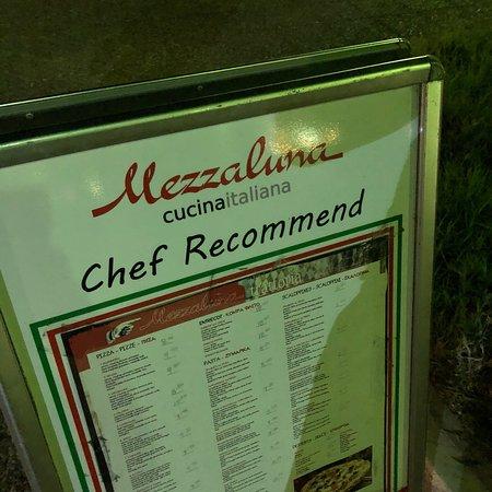 Mezzaluna Cousina Italiana Kos  Restaurantanmeldelser