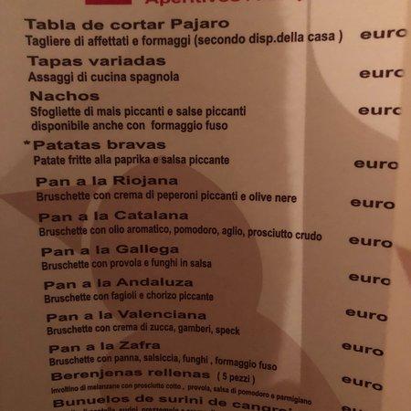 Cucina Spagnola Vomero