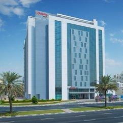 Hampton By Hilton Single Phase To Three Converter Wiring Diagram Girls Getaway Dubai Review Of Airport Tripadvisor