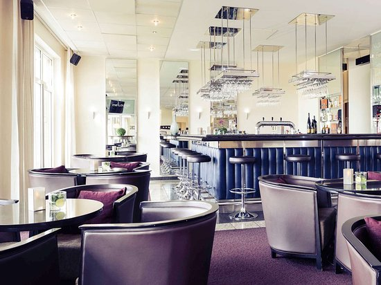 Bar Lounge Picture Of Mercure Hotel Kamen Unna Tripadvisor