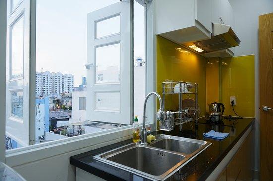 Service Apartment Ho Chi Minh City