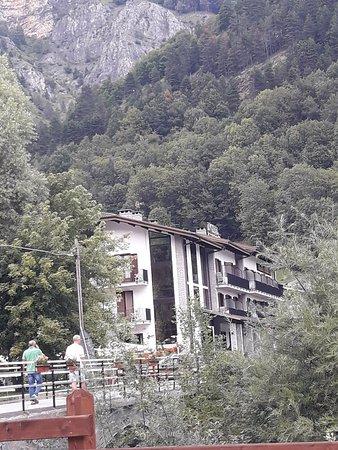 Hotel Residence Torinetto Sampeyre Italie  voir les