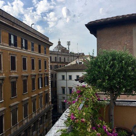 Photo4 Jpg Picture Of Monte Cenci Hotel Rome Tripadvisor