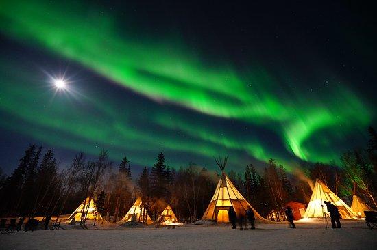 aurora village yellowknife 2019
