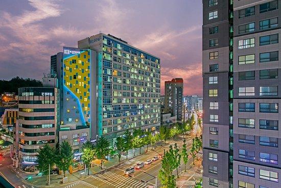 Review Of H Avenue Hotel Ewha Univ Seoul South Korea