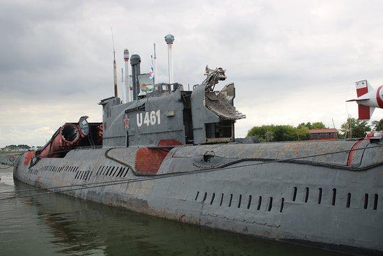 Das U Boot Bild Von U Boot Museum Peenemunde Peenemunde