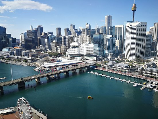 Hotels Near Darling Harbour