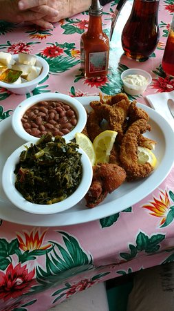Southern Kitchen Tacoma  Menu Prices  Restaurant