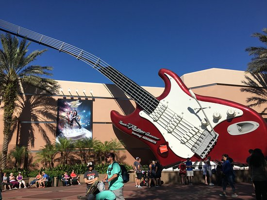Rock 'n' Roller Coaster Starring Aerosmith (Orlando) - Lo que se debe saber antes de viajar - TripAdvisor