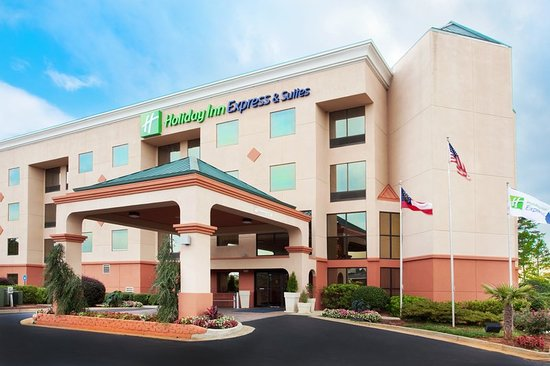 Lawrenceville Holiday Inn Express  Review of Holiday Inn