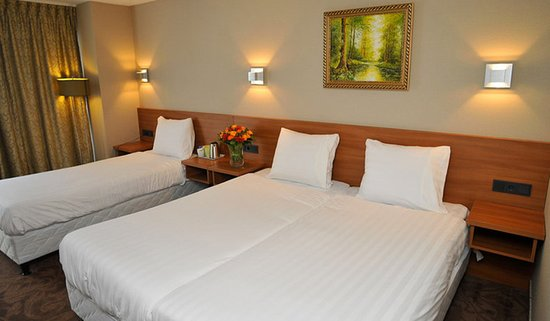 Guest Room Picture Of Hotel Central Park Amsterdam
