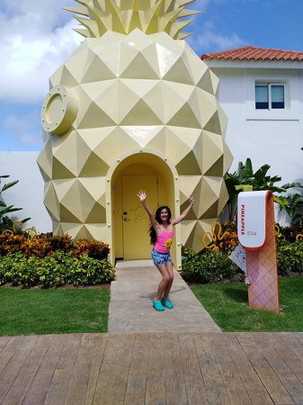 Spongebob Hotel : spongebob, hotel, Vacaciones, Nickelodeon, Punta, Picture, Hotels, Resorts, Cana,, Dominican, Republic, Tripadvisor