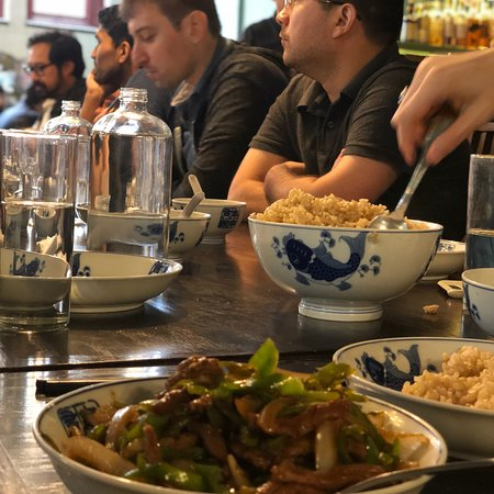 China Blue. New York City - Downtown Manhattan (Downtown) - Restaurant Reviews. Phone Number & Photos - TripAdvisor