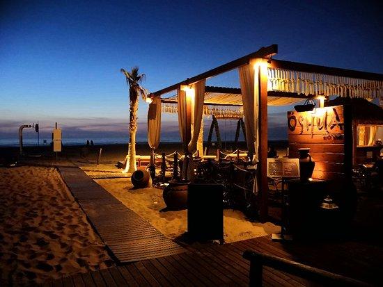 OSHUA BEACH LOUNGE Esmoriz  Fotos Nmero de Telfono y