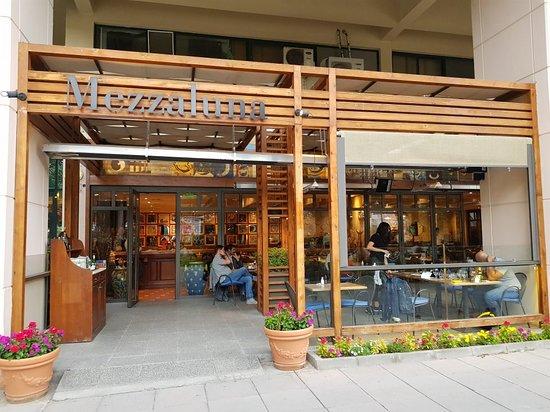 Mezzaluna Bilkent Ankara  Restoran Yorumlar  TripAdvisor