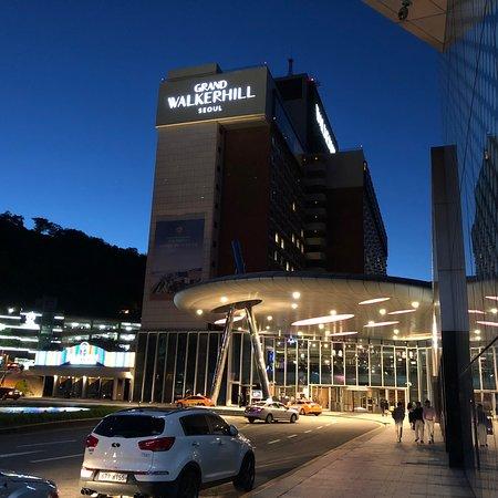 華克山莊娛樂場 - Picture of Paradise Casino Walkerhill. Seoul - Tripadvisor