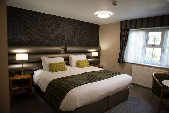 Ullesthorpe Court Hotel Bedrooms Picture Of Best Western